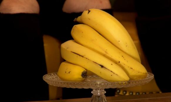 バナナ登場