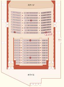 トッパンホール座席数