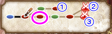 『調査任務「學問ノススメ-桜」』入学式第三章マップ